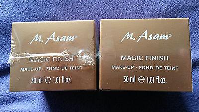 M. Asam Magic Finish Make-up 2 x 30ml