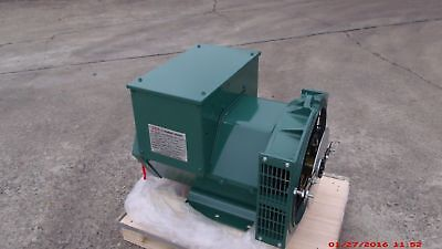Generator Alternator Head CGG-184E 21kw SAE 5/6.5  Single Phase (M)  Single Phase Alternator
