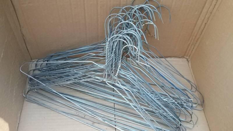 Wire Coat Hangers | Accessories | Gumtree Australia Yarra Ranges ...