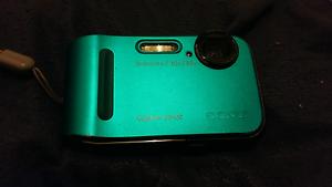 Sony waterproof camera dsc-tf1 ciber shot Paringa Renmark Paringa Preview