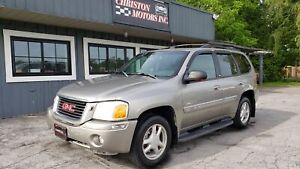 2003 Gmc ENVOY SLT LEATHER! LOADED! 4X4! CERTIFIED! ONLY $2999+