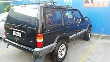 Black Jeep Cherokee 2000 Auto, Low km's.6 months rego Dulwich Hill Marrickville Area Preview