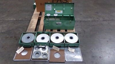 Ametek Pneumatic Pressure Tester Dead Weight Package Lot 1