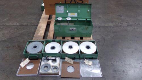 Ametek Pneumatic Pressure Tester Dead Weight Package Lot # 1