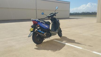 Yamaha Scooter Bee Wee YW100 Montville Maroochydore Area Preview