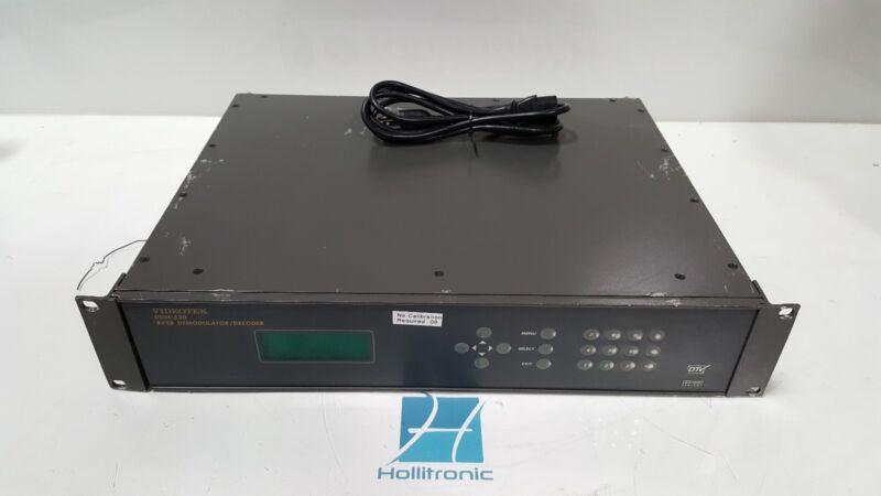 Videotek DDM-520 8VSB Demodulator/Decoder