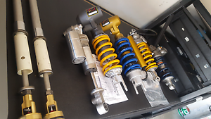 Motorcycle Suspension Service, Repairs, Upgrades Pacific Pines Gold Coast City Preview
