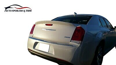 (#563 PAINTED FACTORY STYLE SRT SPOILER Fits the 2012 - 2019 CHRYSLER 300)