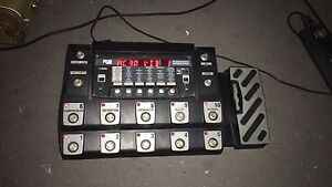 Digitech RP1000 guitar multi effects pedal. Elermore Vale Newcastle Area Preview