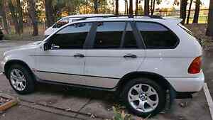 Up for sale bmw x5 model 2002 has done 203000km Sydney City Inner Sydney Preview