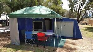 Serenity Camper Trailer