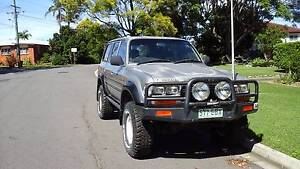 1993 Toyota LandCruiser Wagon Bald Hills Brisbane North East Preview