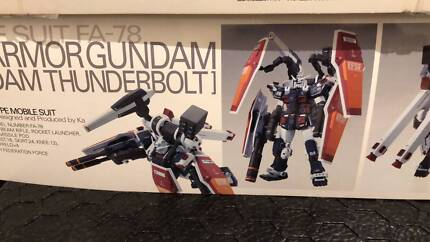 Gundam kits for sale