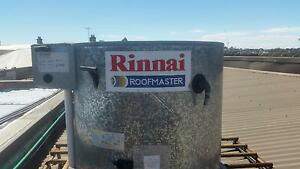 Hot Water Heater - Rinnai Roof Master Croydon Burwood Area Preview