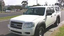 2008 Ford Ranger Ute Campbellfield Hume Area Preview