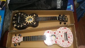 2  mahalo ukuleles $50 or 30 each Albany Albany Area Preview