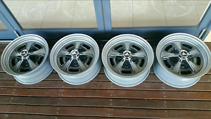 Four refurbished rims hq j x 2 Croydon Charles Sturt Area Preview