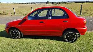 1994 Mazda 121 Bubble Sedan Hinton Port Stephens Area Preview