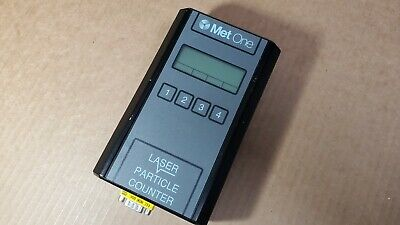 Met One 227b Laser Particle Counter 2081850-02 Sold W 60 Day Warranty