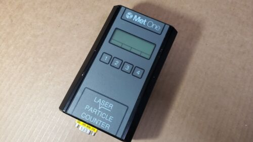 Met One 227B Laser Particle Counter 2081850-02 (Sold w/ 60 Day Warranty)