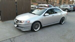 2004 Acura Tsx 6 Speed