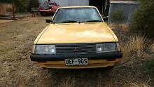 1984 Mitsubishi Sigma Wagon Annandale Townsville City Preview