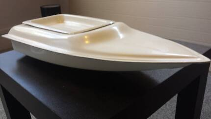 rc jet boat hull small