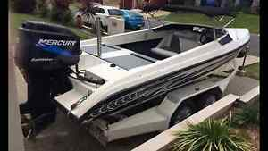 Ski boat/ wakeboard boat, Connelly craft. Calala Tamworth Surrounds Preview