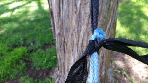 Dyneema Hammock tree straps w/ EVO loops,   becket hitch kit