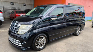2008 Nissan Elgrand Autech Rider 2.5L, 8 Seat Wagon With Low K'ss Fawkner Moreland Area Preview