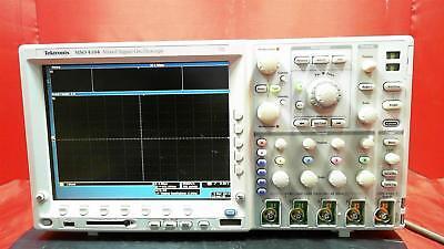Tektronix Mso4104 Mixed Signal Oscilloscope 1 Ghz 5 Gss C002016