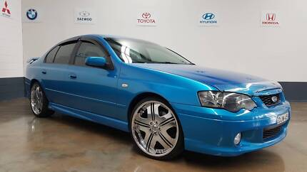 2004 Ford Falcon Sedan XR6 North St Marys Penrith Area Preview