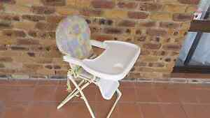 Baby high chair, Change Table with Materess, Cott with Materess Albany Creek Brisbane North East Preview