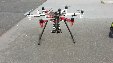 Lost Drone (Hexacopter)