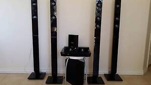 SAMSUNG HOME THEATRE - HT-BD1255W Bentley Canning Area Preview