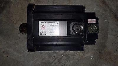 Yaskawa X Axis Servo Motor From Biesse Rover 322