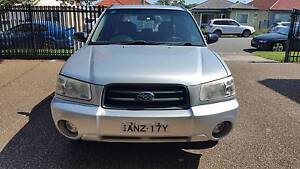 2003 Subaru Forester XS Luxury 2.5L 4 Cylinder Wagon - Manual Waratah Newcastle Area Preview