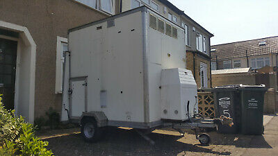 Catering Trailer,burger van 7ft