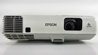 Epson 95 PowerLite Projector LCD 2600 ANSI HD 1080i HDMI +Accessories TeKswamp