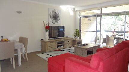 fully furnished sunny bedroom offered to share Lane Cove Lane Cove Area Preview