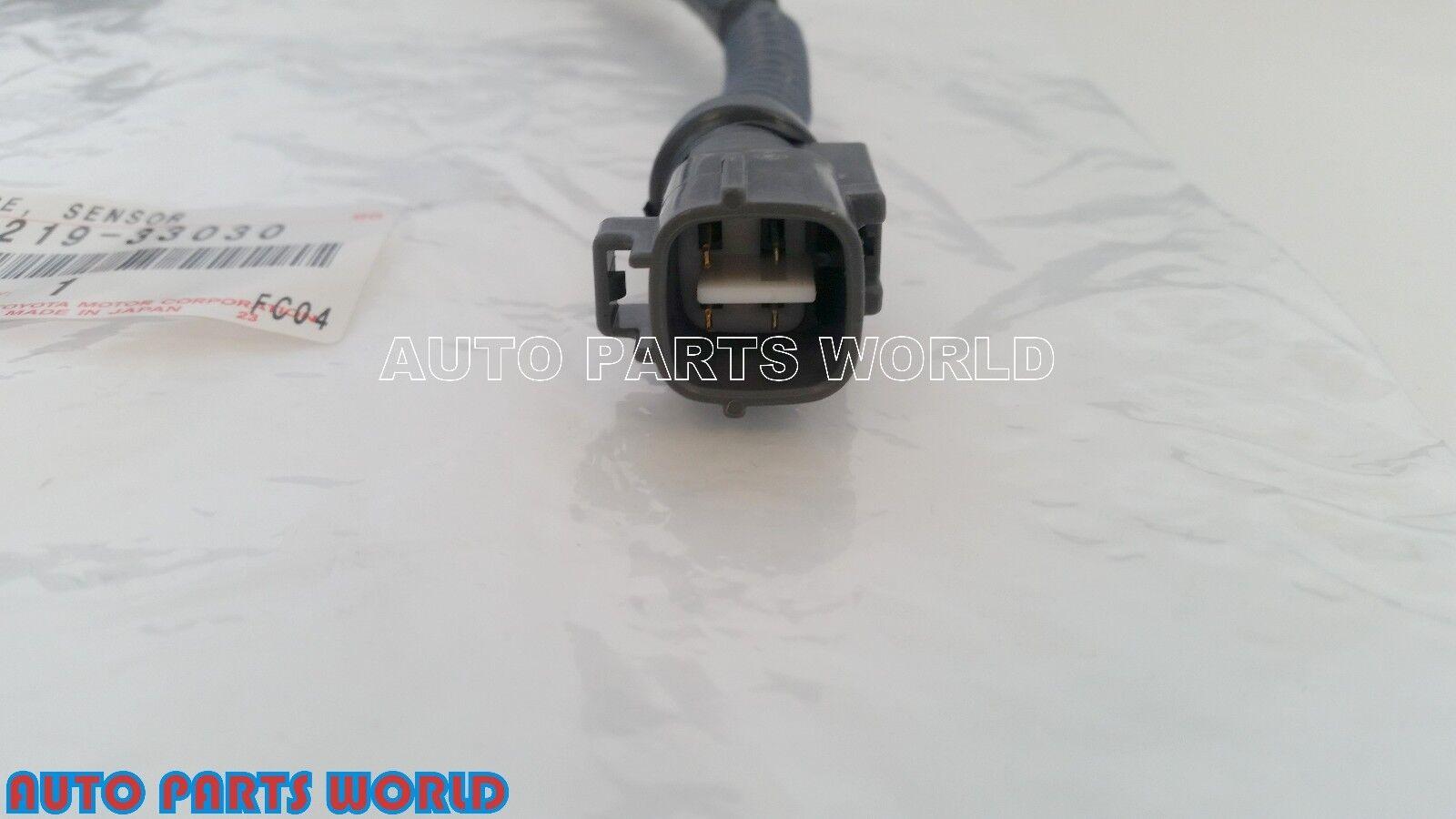 New Genuine Toyota Lexus Oem Knock Sensor Wire Harness 82219 Engine Wiring For 07010 Ebay 33030