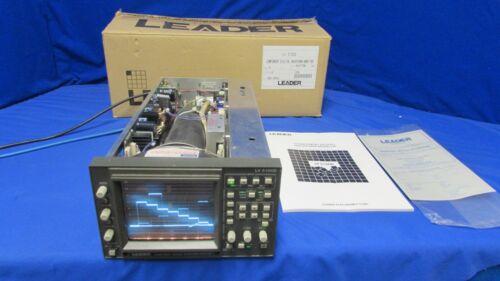 Leader LV 5100D Component Digital Waveform Monitor w/Manual & Original Box