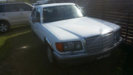 1987 Mercedes Benz se 300 Buff Point Wyong Area Preview