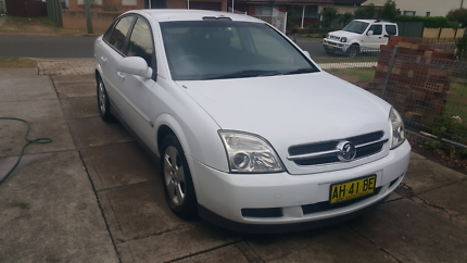 Holden Vectra 5 month rego!