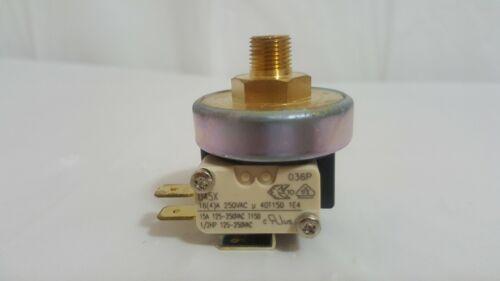 Pressure Switch 1/8 npt Hydraulic Pneumatic General industrial