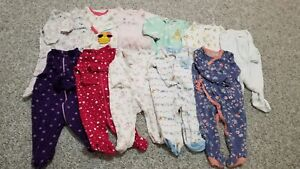 Clothing 0 to 6 months