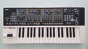 Roland Gaia synthesizer SH-01 keyboard Adelaide CBD Adelaide City Preview