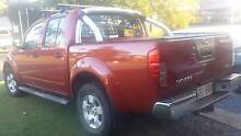 2008 Nissan Navara Ute Rochedale South Brisbane South East Preview