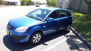 2005 Kia Rio Hatchback Carrington Newcastle Area Preview