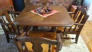 Vintage card/dining table Warwick Southern Downs Preview